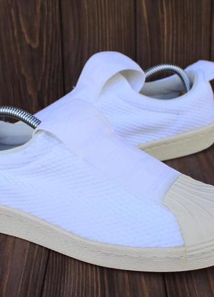 Кроссовки adidas originals superstar bw3s slip-on w оригинал 39р