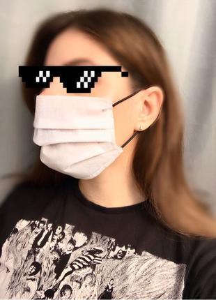 маска защитная/ маска медицинская