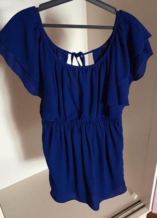 Motivi синее вечернее платье