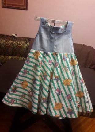Платье р.104