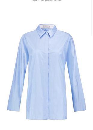 Блуза эксклюзив премиум бренд шёлковая оригинал nina ricci раз...