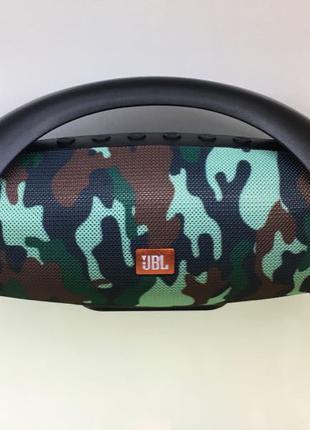 Большая Bluetooth колонка M1 khaki блютуз/ камуфляжная /гарантия