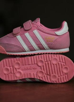 Детские кроссовки adidas originals dragon og comfort infants