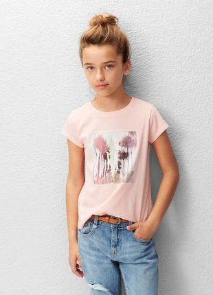 Стильные футболки манго для девочек. есть нюанс.