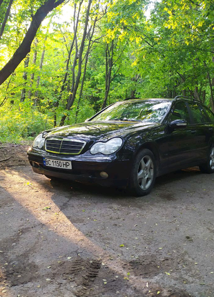 Mercedes Benz w203 c180