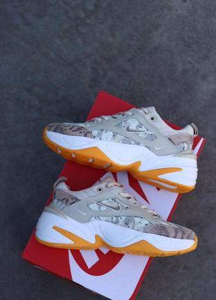 Nike m2k tekno desert camo женские кроссовки весна\лето\осень