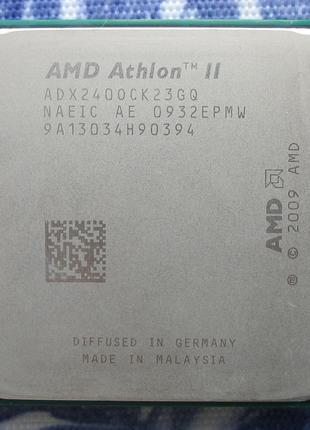 Процесор AMD Athlon II X2 240 2800 MHz AM3 AM2+