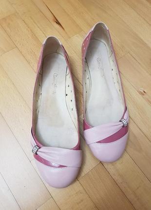 Балетки donna collection italy