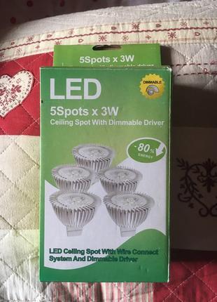 Светодиодный прожектор . светодиодный светильник