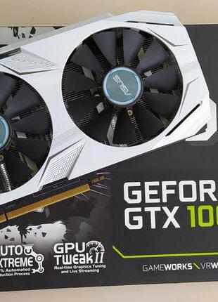 Продажа видеокарты ASUS GeForce GTX1060 3GB, 192bit, DDR5 (DUAL-G