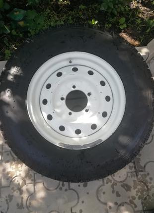 Продам колесо в сборе УАЗ 225/75R16 108Q