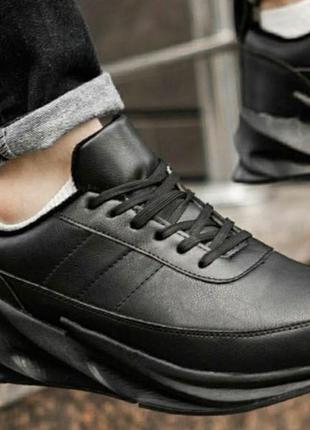 Мужские кроссовки натуральная кожа