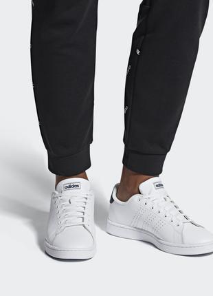 Мужские кроссовки Adidas ADVANTAGE (оригинал, США) 43.5 (28.5см)