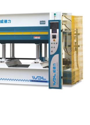 «MHS 38410A» горячий пресс 100 тонн
