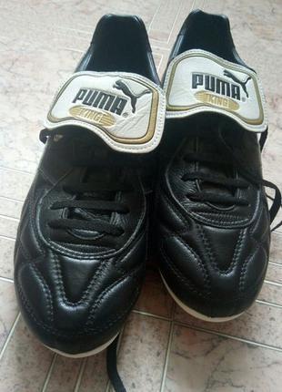 Бутсы Puma king 43