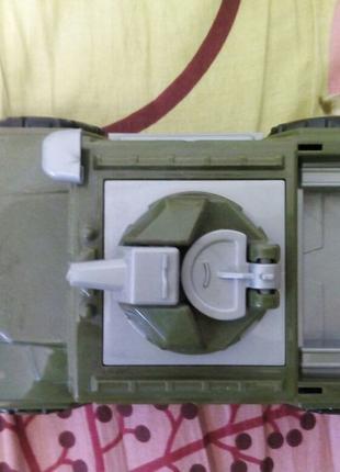 Машинка військова пікап