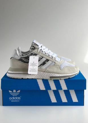 "Adidas zx 500 rm ""white camo"""