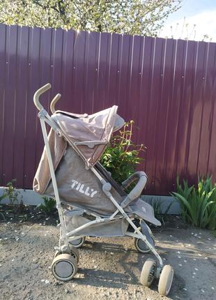 Коляска-трость Tilly polo
