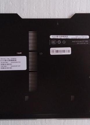 Сервісна кришка ноутбука DELL LATITUDE E6500 0P901C AM03N000600