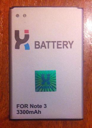Samsung Note 3 Аккумулятор батарея АКБ Самсунг