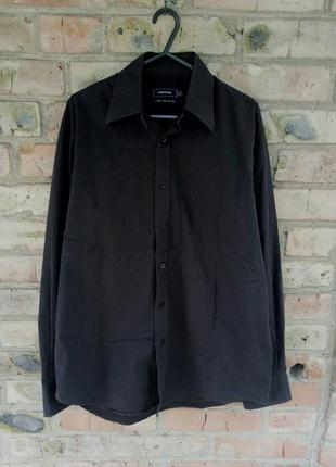 Рубашка мужская с длинным рукавом cortefiel