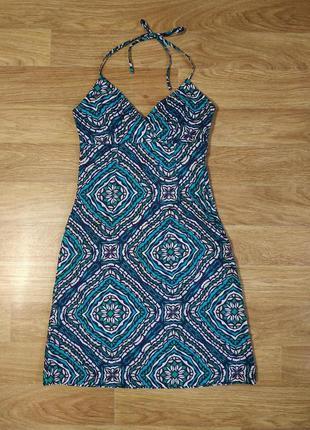 Xs/s/ платье летнее хлопок