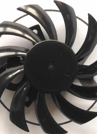 Вентилятор Power Logic PLD08010S12HH 75мм для видеокарты