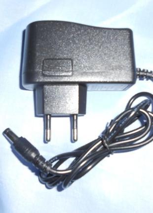 Блоки питания (Адаптеры) 12 вольт; 0,5 Ампера
