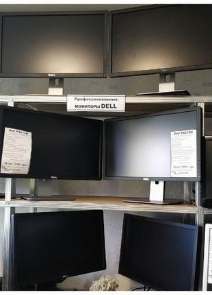 Профессиональный монитор Dell U2212 на IPS Full-HD