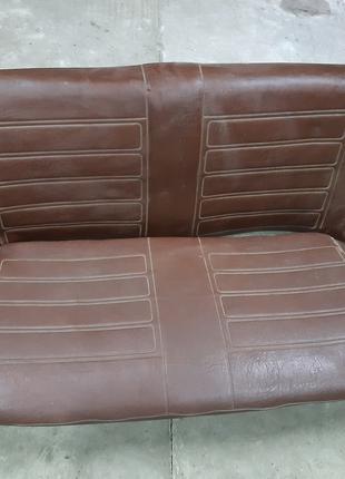 Задний диван сидушка ваз 2101 2102 2103 2104 2105 2106 2107