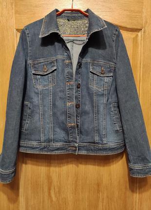 Casual wear джинсовая куртка, пиджак, джинсовка