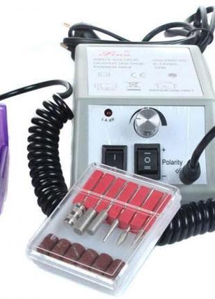 Lina Mercedes 2000 фрезер для маникюра и педикюра ногтей машинка