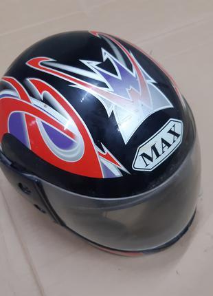 Шлем мотоциклетный МАХ