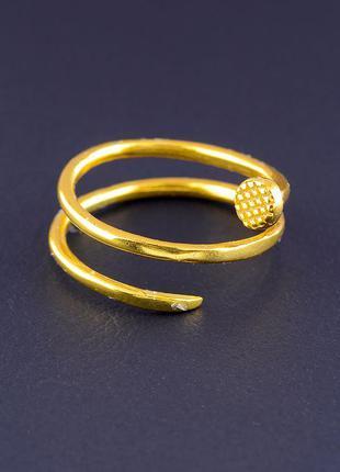 Оригинальное кольцо гвоздь