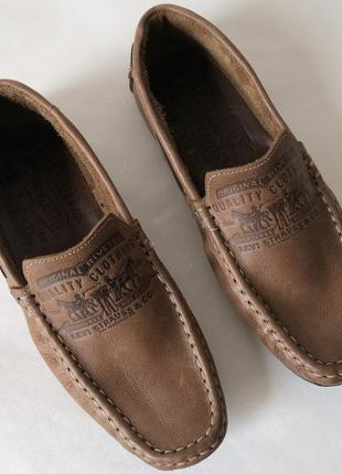 Сильные мокасины! натуральная кожа летние туфли качественные у...