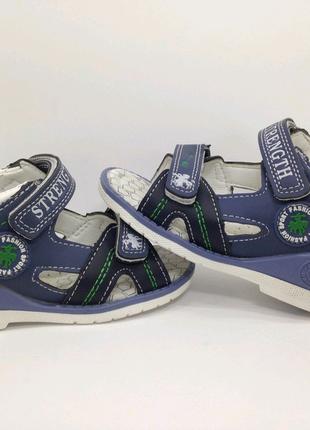 Сандалии, сандали для мальчика 23-28 размер