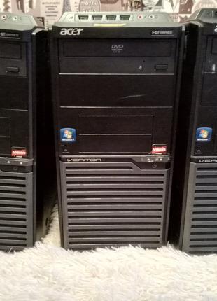 ПК Acer Veriton M221/Athlon II X2 265/DDR2 4 GB/250 GB SATA
