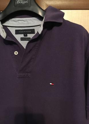 Поло футболка Tommy Hilfiger