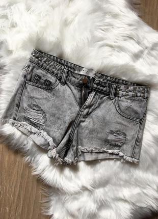 Джинсовые шорты, шортики