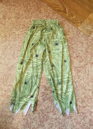 Карнавальные штаны 3-4 года