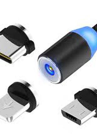Магнитный mirco usb шнур кабель зарядки коннектор телефона