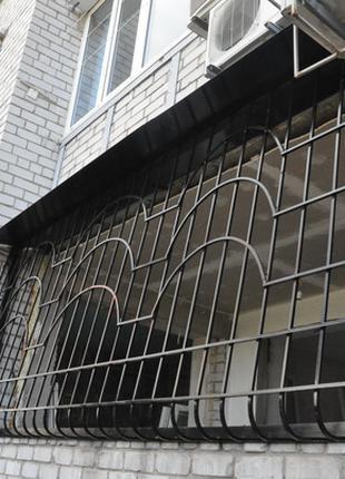 "Решетки на окна и двери. ""Броневик"". Днепр"