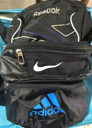 Барсетка , кингуру , сумка и другое