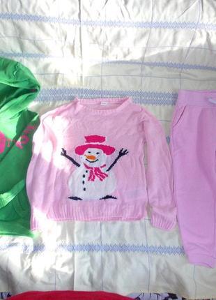 Пакет одежды 4-5 лет