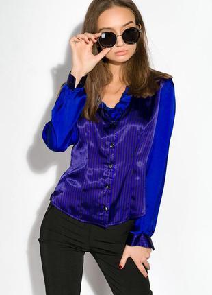 Рубашка женская с v-образным вырезом 118p090-4