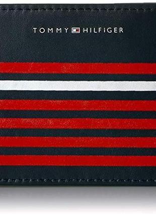 Кошелек tommy hilfiger оригинал кожаный портмоне томми хилфиге...