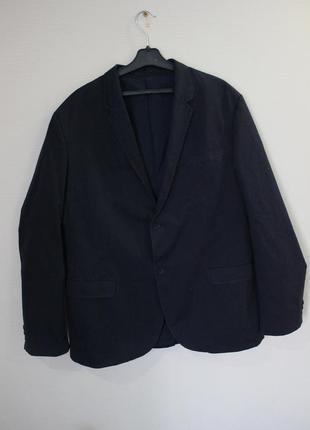 Пиджак cos темно-синего света 44 размер)