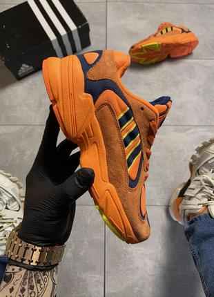 Adidas yung 1 orange.
