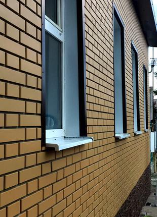 Сайдинг, стяжка домов, ремонт крышь