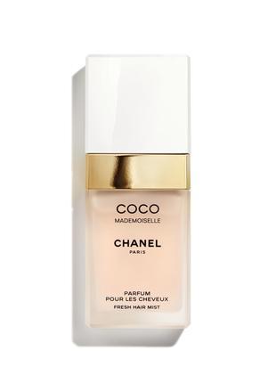 Chanel Coco Mademoiselle Hair Mist духи женские вуаль для волос